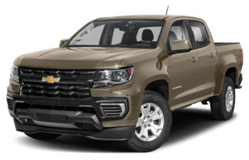 2021 Chevrolet Colorado - Sand Dune Metallic