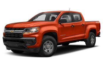 2021 Chevrolet Colorado - Crush