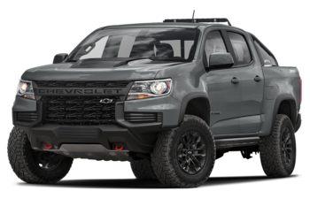 2021 Chevrolet Colorado - Satin Steel Metallic