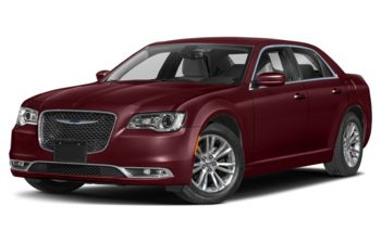 2021 Chrysler 300 - Velvet Red Pearl