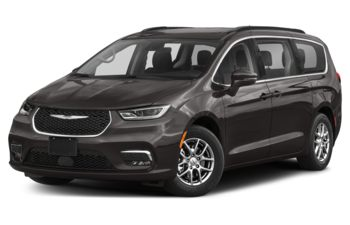 2021 Chrysler Pacifica - Granite Crystal Metallic