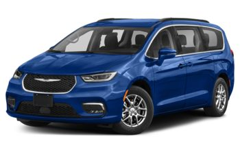2021 Chrysler Pacifica - Fathom Blue Pearl