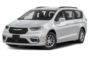 2021 Chrysler Pacifica - Luxury White Pearl