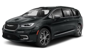 2021 Chrysler Pacifica - Maximum Steel Metallic