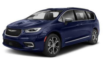 2021 Chrysler Pacifica - Ocean Blue Metallic