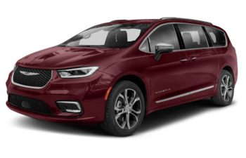 2021 Chrysler Pacifica - Velvet Red Pearl