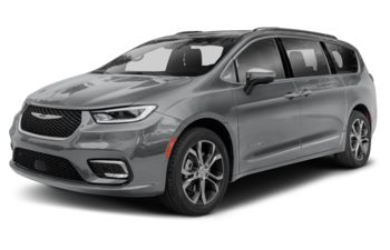2021 Chrysler Pacifica - Billet Silver Metallic