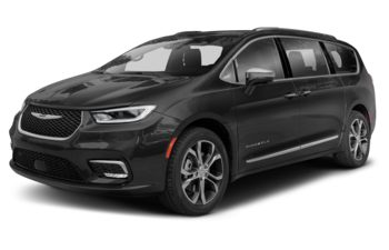 2021 Chrysler Pacifica - Brilliant Black Crystal Pearl