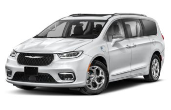 2021 Chrysler Pacifica Hybrid - Luxury White Pearl
