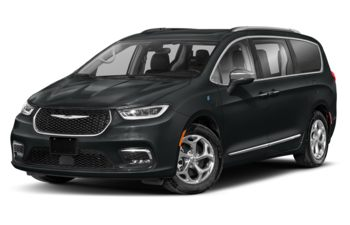 2021 Chrysler Pacifica Hybrid - Maximum Steel Metallic