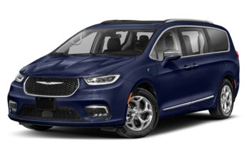 2021 Chrysler Pacifica Hybrid - Ocean Blue Metallic