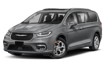 2021 Chrysler Pacifica Hybrid - Billet Silver Metallic