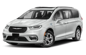 2021 Chrysler Pacifica Hybrid - Bright White