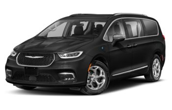 2021 Chrysler Pacifica Hybrid - Brilliant Black Crystal Pearl