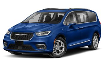 2021 Chrysler Pacifica Hybrid - Fathom Blue Pearl