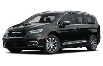2021 Chrysler Pacifica Hybrid - Maximum Steel Metallic
