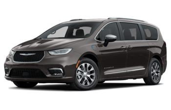 2021 Chrysler Pacifica Hybrid - Granite Crystal Metallic