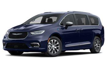 2021 Chrysler Pacifica Hybrid - Ocean Blue Metallic