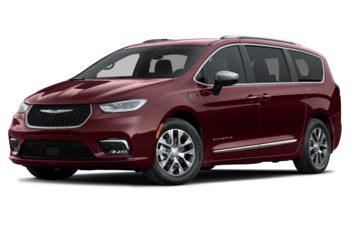 2021 Chrysler Pacifica Hybrid - Velvet Red Pearl