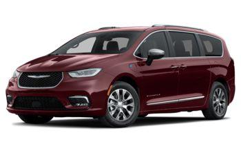2021 Chrysler Pacifica Hybrid - Velvet Red Pearl