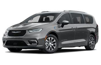 2021 Chrysler Pacifica Hybrid - Billet Silver Metallic