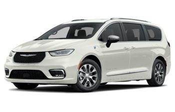 2021 Chrysler Pacifica Hybrid - Luxury White Pearl