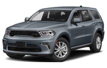 2021 Dodge Durango - Blue Shade Pearl