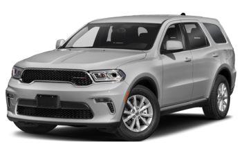 2021 Dodge Durango - Destroyer Grey