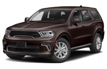 2021 Dodge Durango - Ultraviolet Metallic