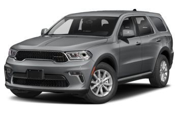 2021 Dodge Durango - Billet Silver Metallic