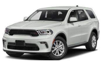 2021 Dodge Durango - Ivory Tri-Coat Pearl