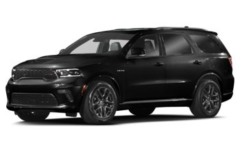 2021 Dodge Durango - DB Black