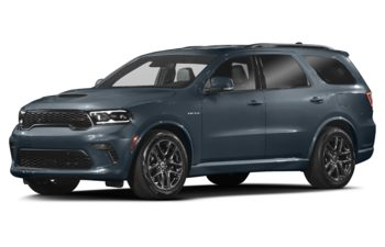 2021 Dodge Durango - Blue Shade Pearl