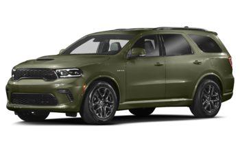 2021 Dodge Durango - F8 Green