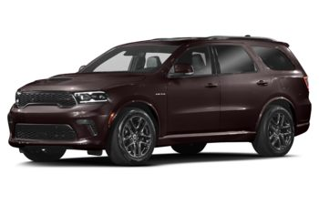 2021 Dodge Durango - Ultraviolet Metallic