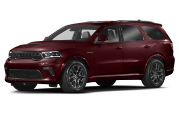 2021 Dodge Durango - Octane Red Pearl