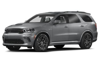 2021 Dodge Durango - Billet Silver Metallic