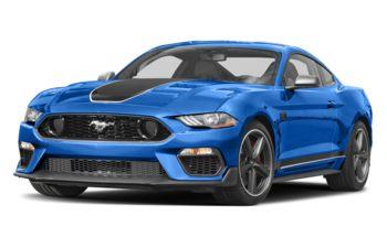 2021 Ford Mustang - Velocity Blue Metallic