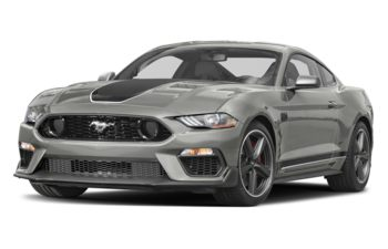 2021 Ford Mustang - Iconic Silver Metallic