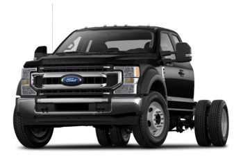 2020 Ford F-350 Chassis - Agate Black Metallic