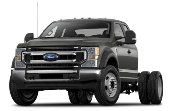 2020 Ford F-350 Chassis - Silver Spruce Metallic