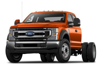 2020 Ford F-350 Chassis - Orange