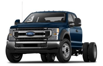 2020 Ford F-350 Chassis - Blue Jeans Metallic