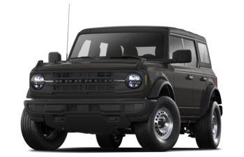 2021 Ford Bronco - N/A