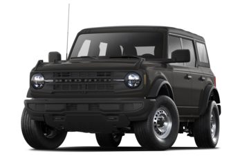 2021 Ford Bronco - Carbonized Grey Metallic