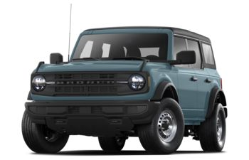 2021 Ford Bronco - Area 51