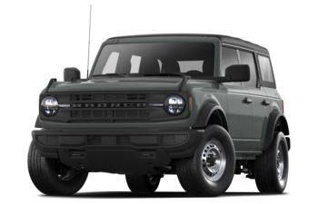 2021 Ford Bronco - Cactus Grey