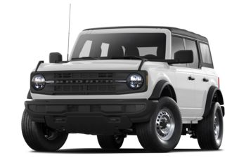 2021 Ford Bronco - Oxford White