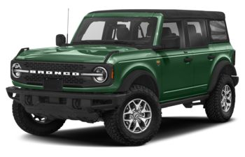 2021 Ford Bronco - Cactus Grey