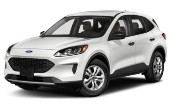 2021 Ford Escape - Oxford White